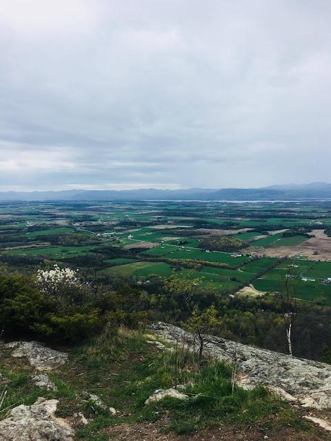 Snake Mountain Vermont