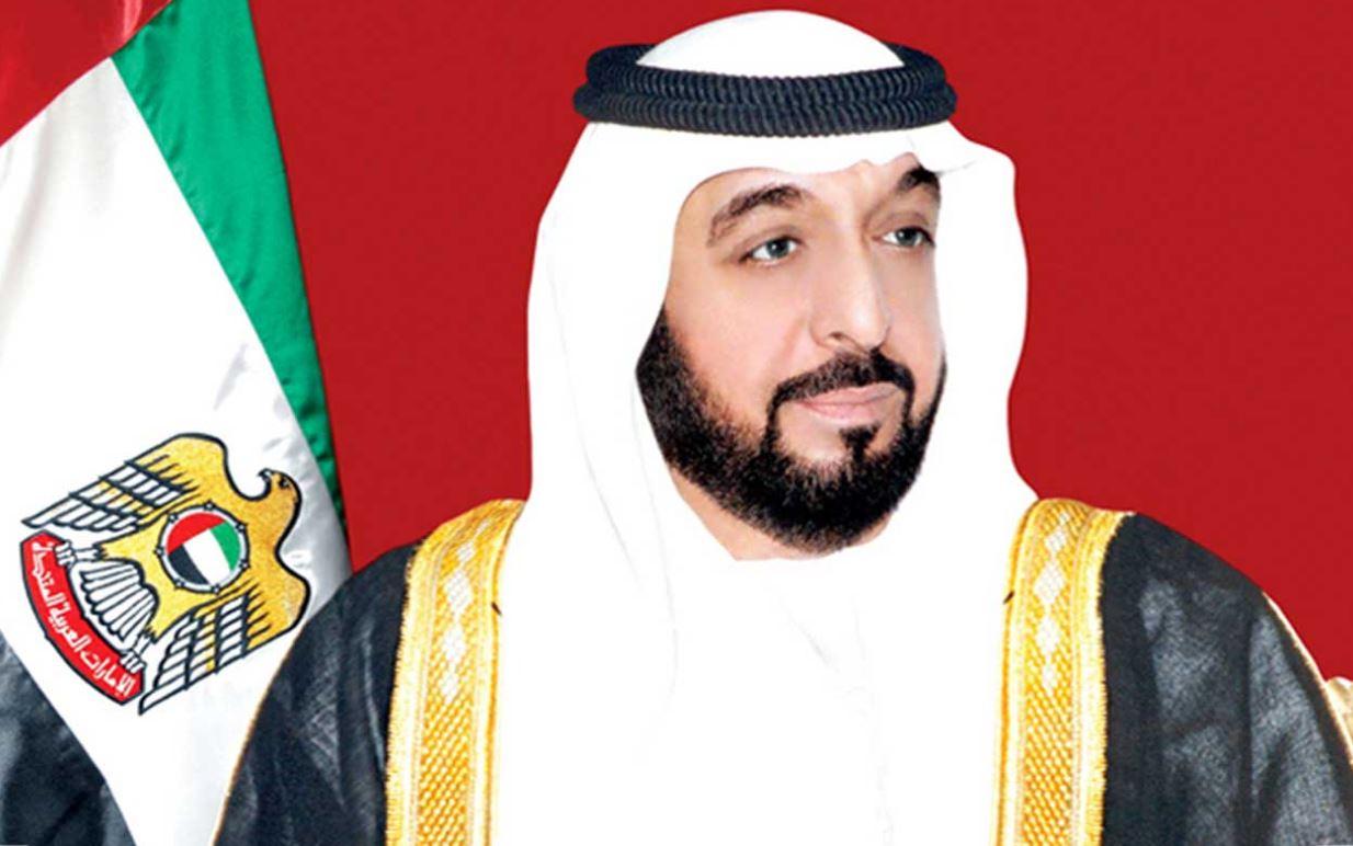"""رئيس دولة الإمارات العربية المتحدة يعلن 2021 """"عام الخمسين"""""""