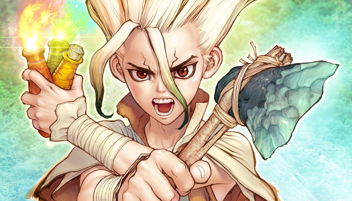 BURNOUT SYNDROMES - Good Morning World ! (Single) / Dr. Stone Opening