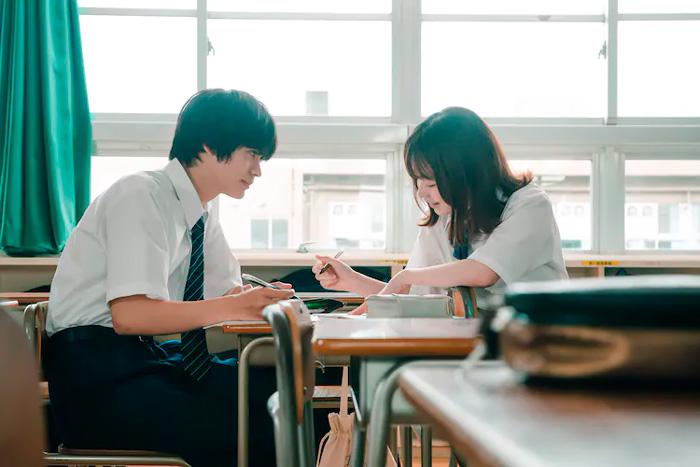 What She Likes... (She Likes Homo Not Me | Kanojo ga Sukina Mono wa Homo de Atte Boku dewa Nai) live-action film