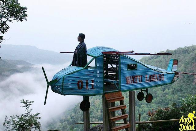 Paket wisata Watu Lawang Mangunan