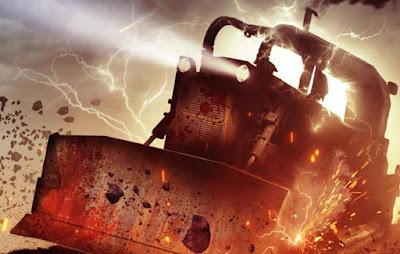 The Killdozer attacks!