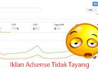 Iklan Adsense Tidak Tayang Sama Sekali Untuk Target Web Bule