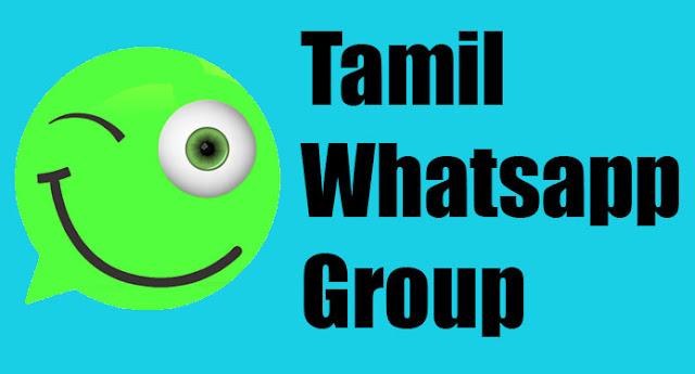 Tamil Whatsapp Group, Tamil Whatsapp Group links