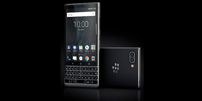 Get BlackBerry KEY2 for free with two-year contract in Canada