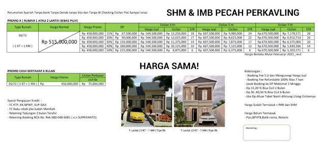 Pakis Hills Residence pamulang,