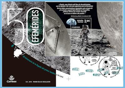 ?50 aniversario de la llegada del hombre a la Luna?