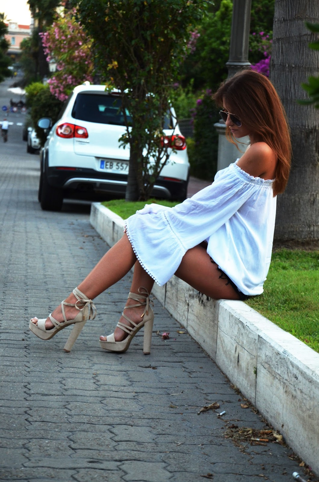 SUMMER OUTFIT | BORDIGHERA