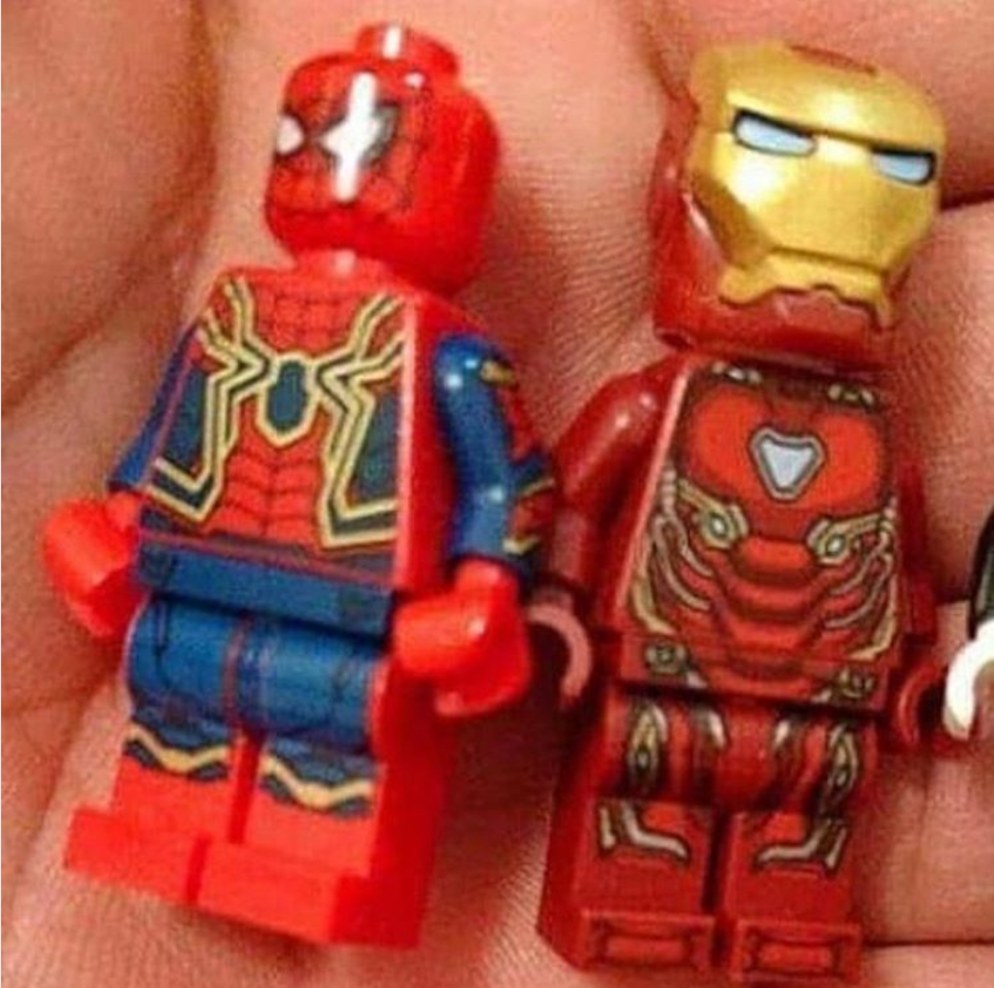 Spider Man Iron Man