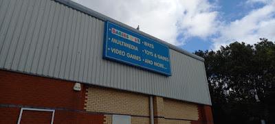 Toys R Us in Preston, Lancashire