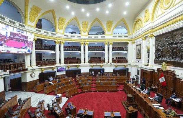 Congreso: pleno suspende debate de caso de Martín Vizcarra