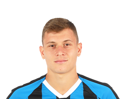 Nicolò Barella Wiki,Age,Height,Stats,Net Worth,Biography,Wife & More