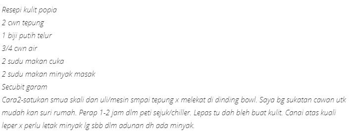 10 Resepi Kuih Paling Popular Bulan Puasa ~ VITAMIN WAWA