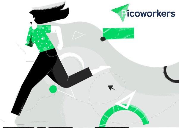 Picoworkers: অনলাইনে মাইক্রো জব করে আনলিমিটেড আয় করুন