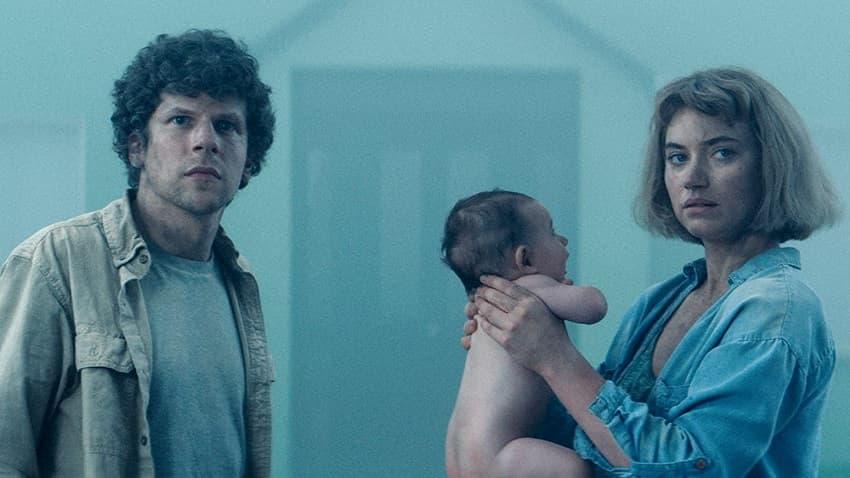 Рецензия на фильм «Вивариум» - манифест или шутку, замаскированные под хоррор