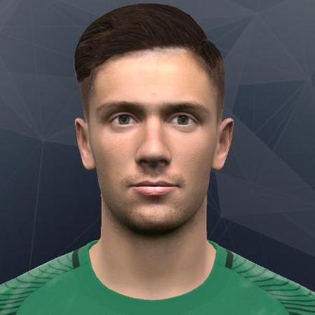 PES 2017 Yevgen Grytsenko face by Andrey_Pol and Gonduras2012