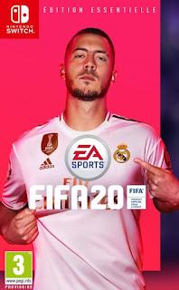 fifa20 - FIFA 20 ™ Legacy Edition Nintendo Switch NSP XCI
