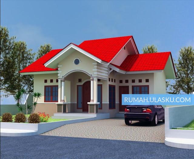 Desain Rumah Minimalis Modern Terbaru Dengan Garasi