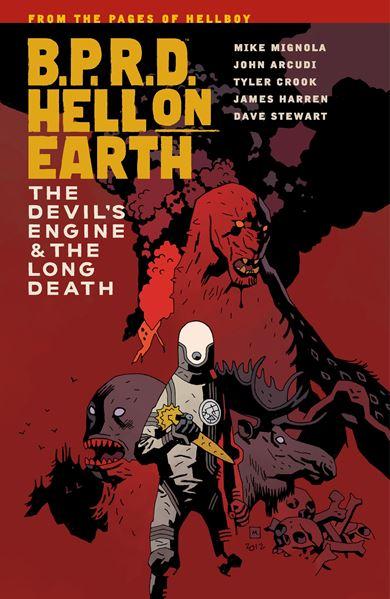 Spin off de Hellboy