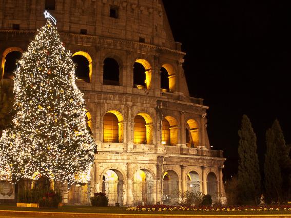 Roma. 5 destinos soñados para viajar en nochevieja
