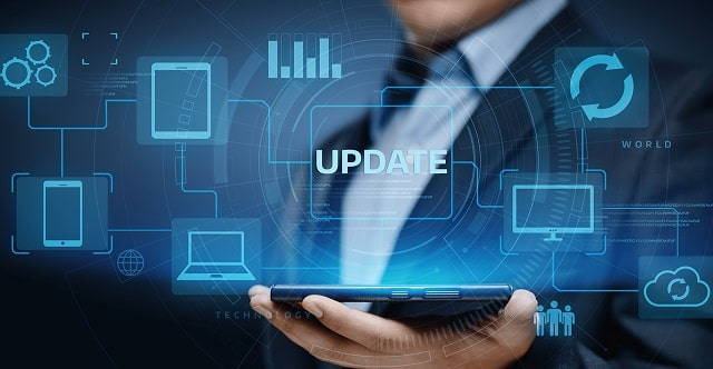 how to update business tech upgrade company technology