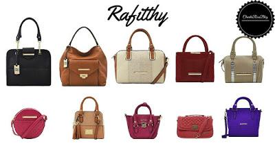 Marca de Bolsas Femininas Rafitthy