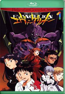 Neon Genesis Evangelion (1995) [1080p BRrip] [Latino-Castellano-Japones] [LaPipiotaHD]