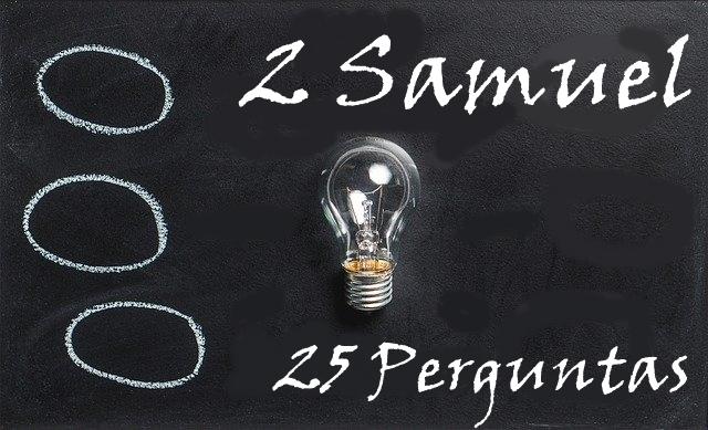 2 Samuel 25 Perguntas