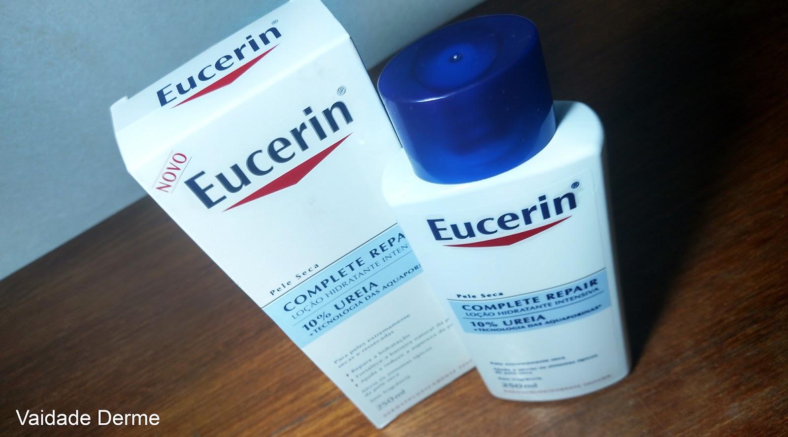Eucerin Complete Repair 10% Uréia