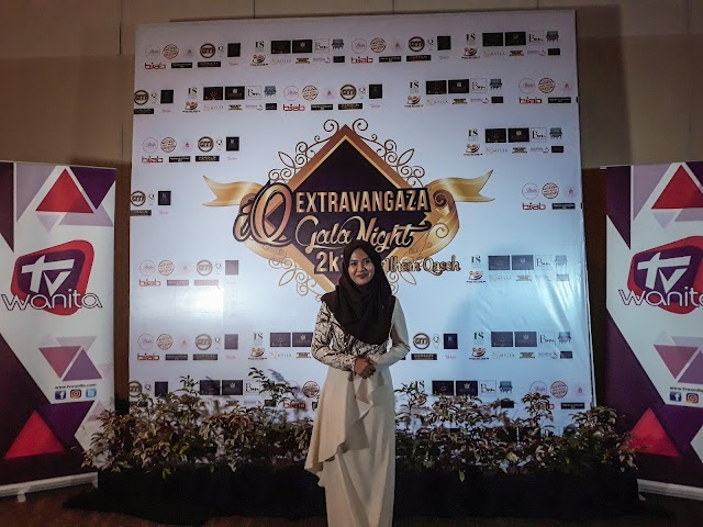Extravaganza Gala Night by Ilham Qaseh