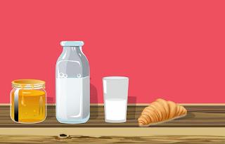 Manfaat Minum Campuran Susu Dan Madu Untuk Kesehatan
