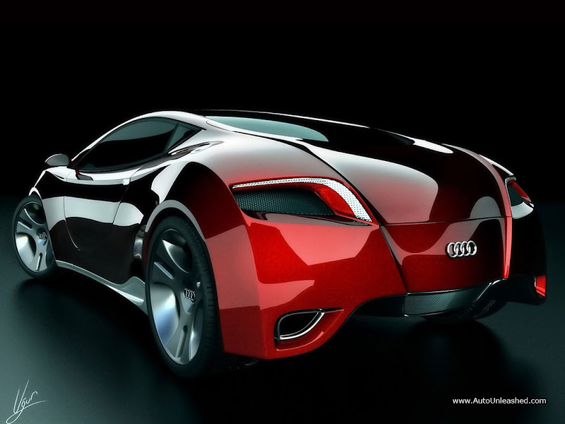Concept car wallpaper title=