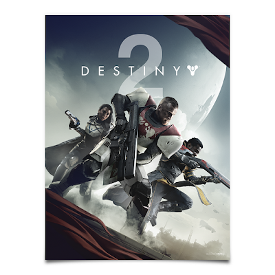 Destiny 2 is free to play, comes to Steam, and is renamed New Light