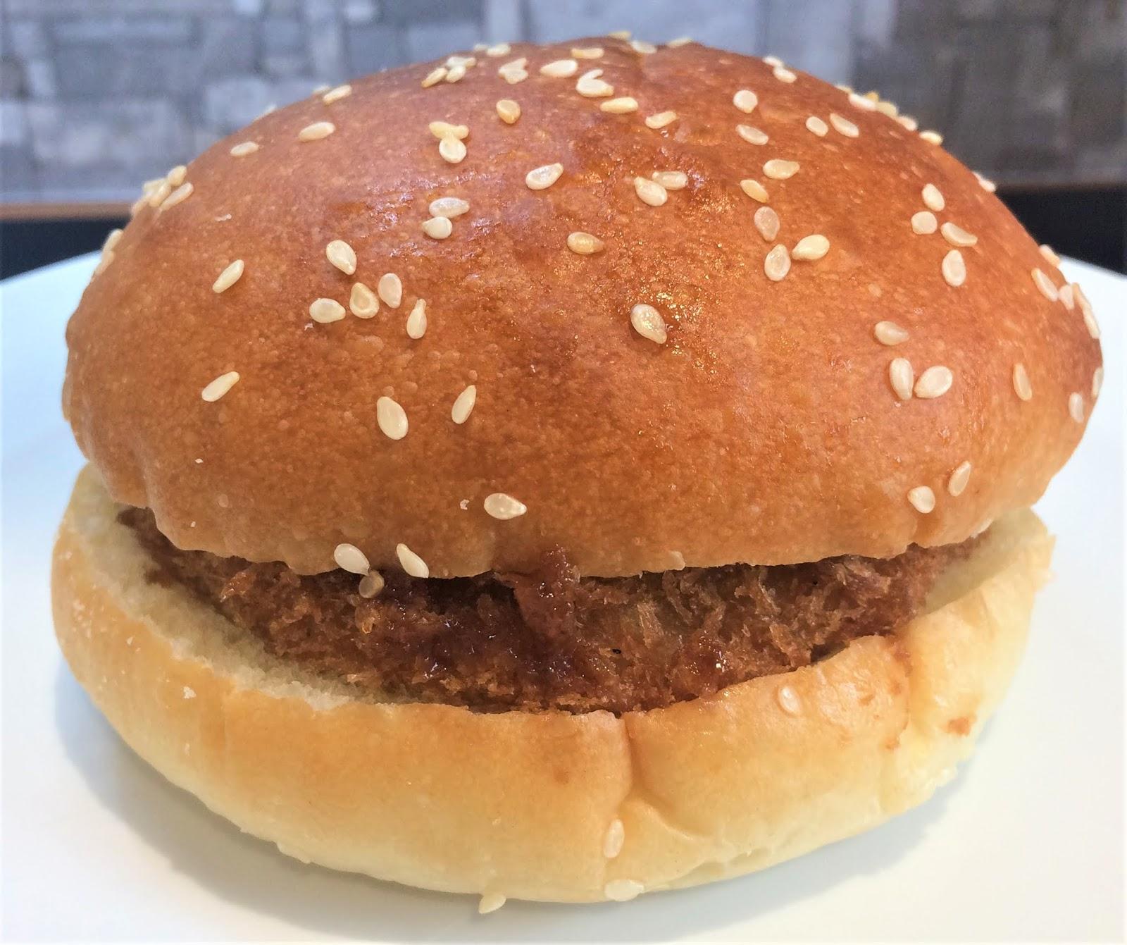 カロリー ハンバーガー