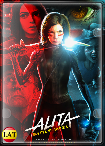 Alita: La Última Guerrera (2019) DVDRIP LATINO