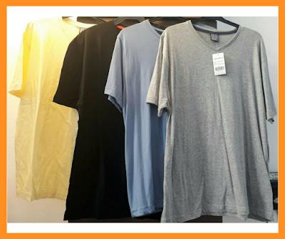 Fornecedores de camisetas