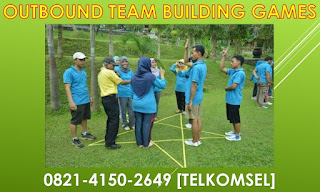 OutBound Team Leadership Semarang