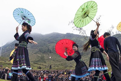 Khau Vai love market festival in Ha Giang - beauty of love