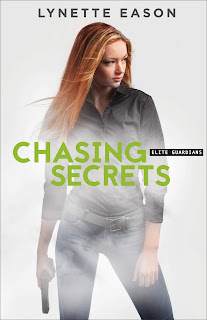 Book cover of Chasing Secrets, the latest novel from Lynette Eason