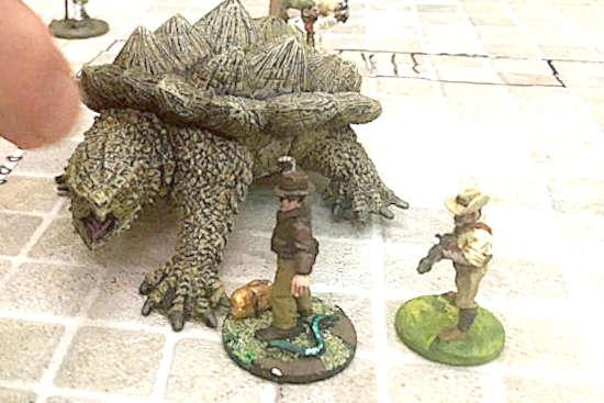 Yorkie Smith vs The Doom Turtle