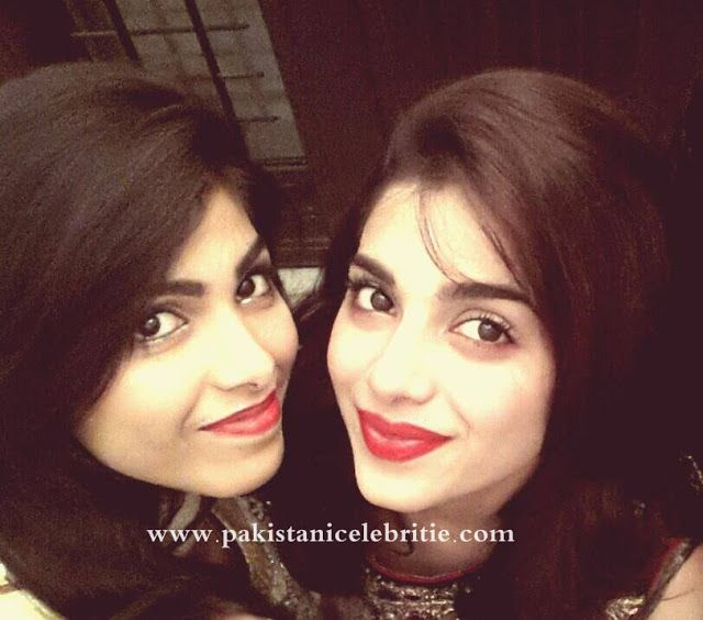 Soniya Hussain With Her Sister