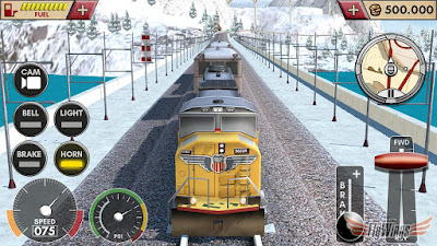 Train Simulator 2016 v1.0.1 Apk Mod Money