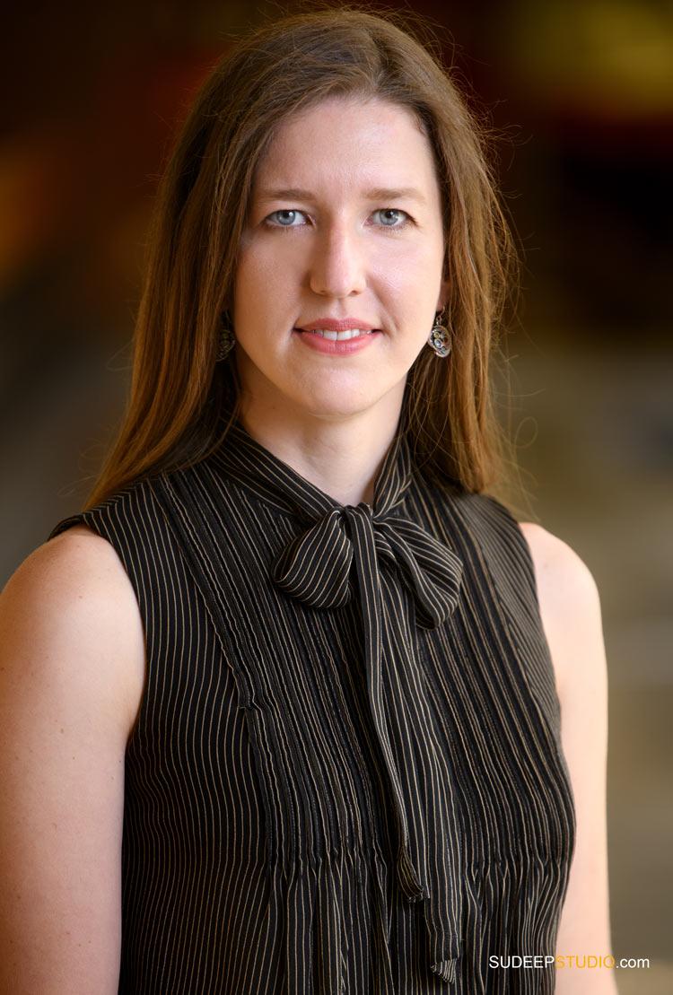 Professional Business Portrait for Women in Technology Automotive Engineering by SudeepStudio.com Ann Arbor Portrait Photographer