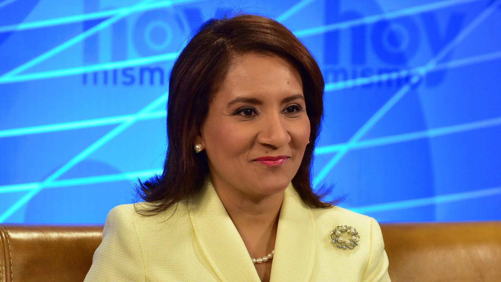 """Zoraima Cuello: """"Ningún dominicano será perjudicado con la tasa para financiamiento 911"""""""