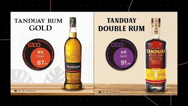 Tanduay Rum Gold
