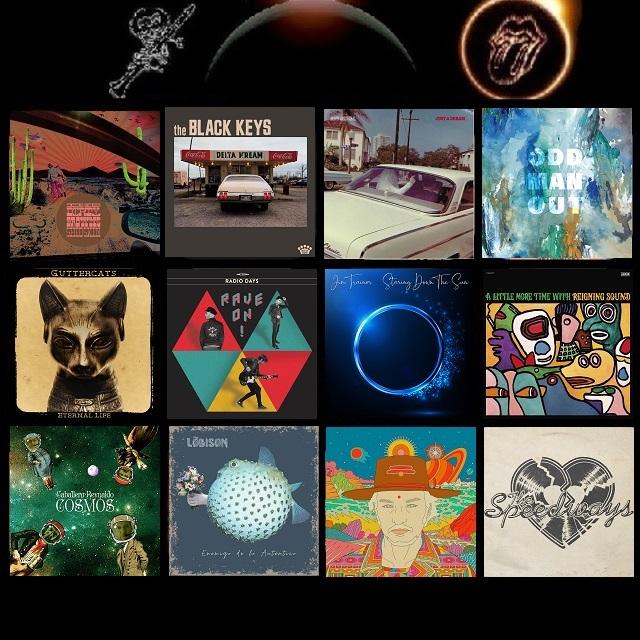 Otra docena de recomendaciones discográficas del 2021