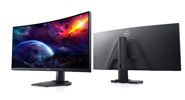 Dell 34 Curved Gaming Monitor (S3422DWG)