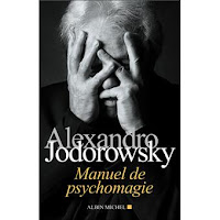 French book cover of Psychomagie