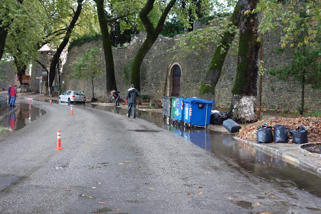 Γιάννενα: Σφοδρή Καταιγίδα Έπληξε Το Λεκανοπέδιο Άμεση Η Αντιμετώπιση Των Προβλημάτων