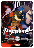 Overlord #10 - ECC Ediciones